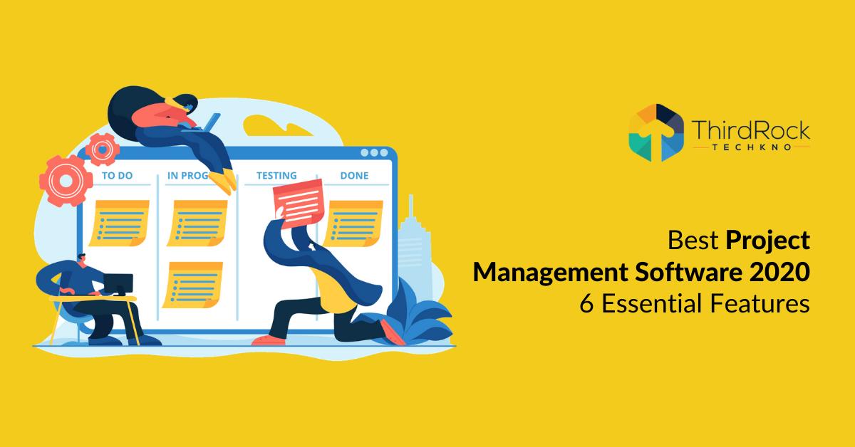 Project Management Software 2020