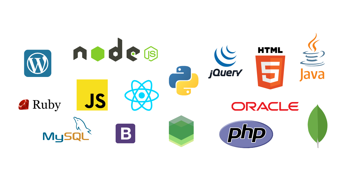 Technology Stack for Web Application Development