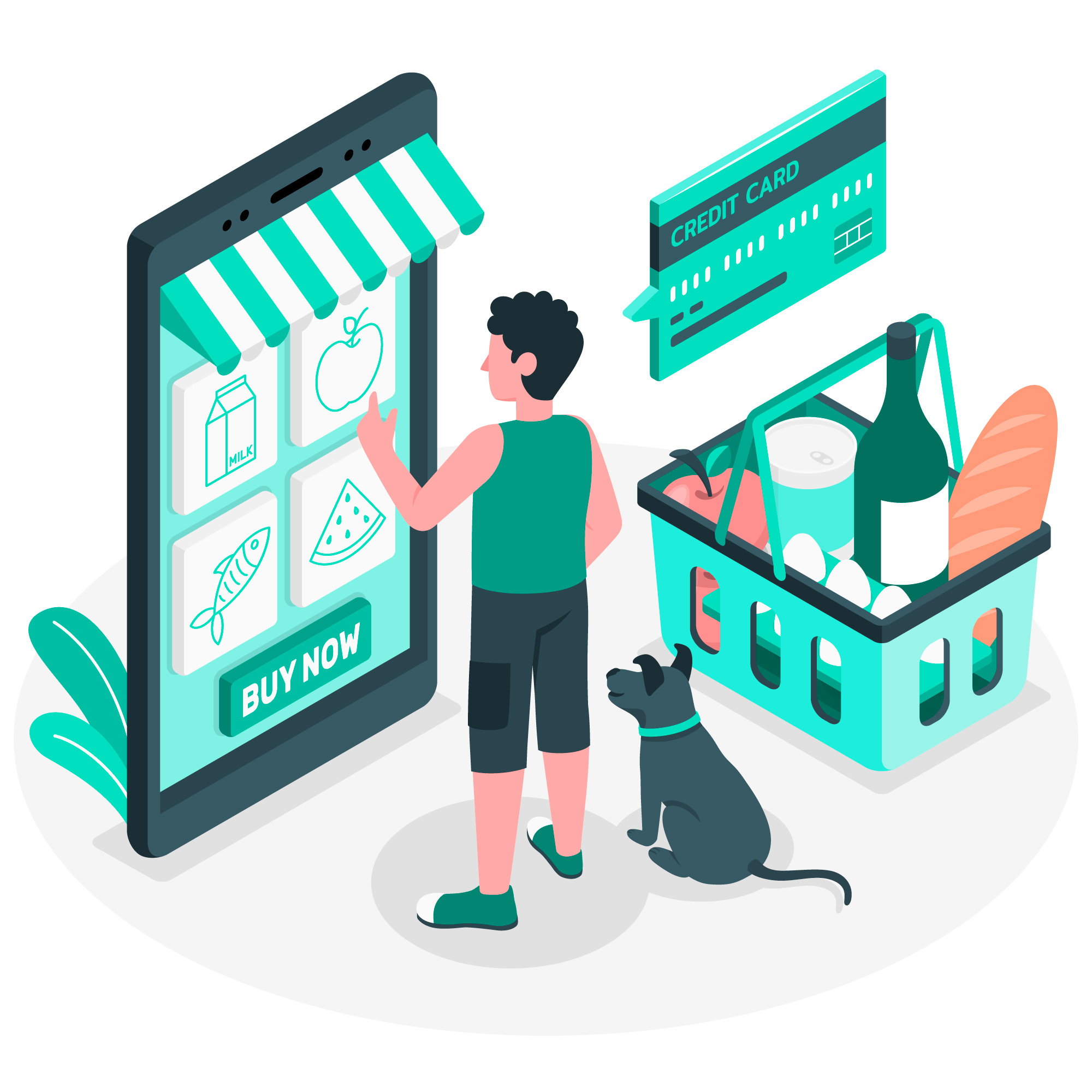 eCommerce personalized recommendations