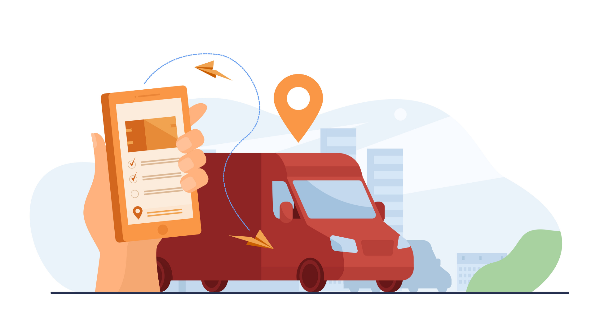 eCommerce Order Summary, status and tracking