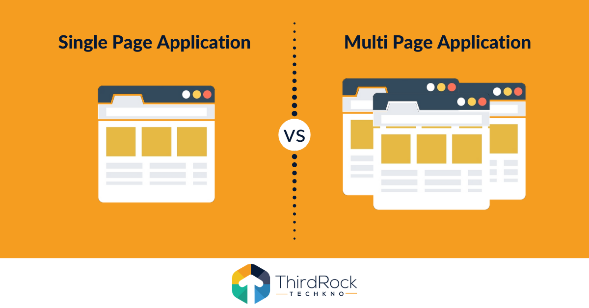 Single-Page Apps vs Multi-Page Apps