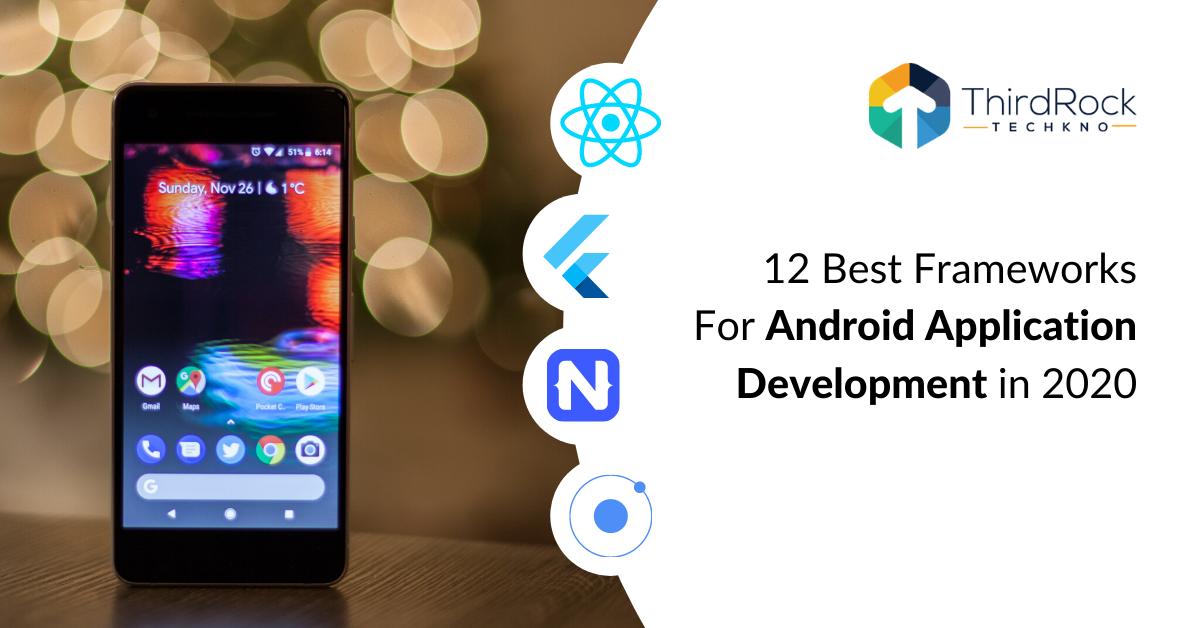 Best Framework for Android Application Development
