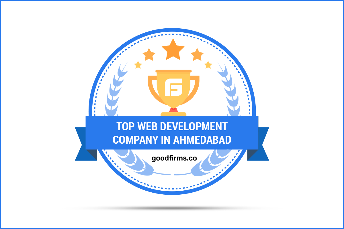 Top web development company in ahmedabad