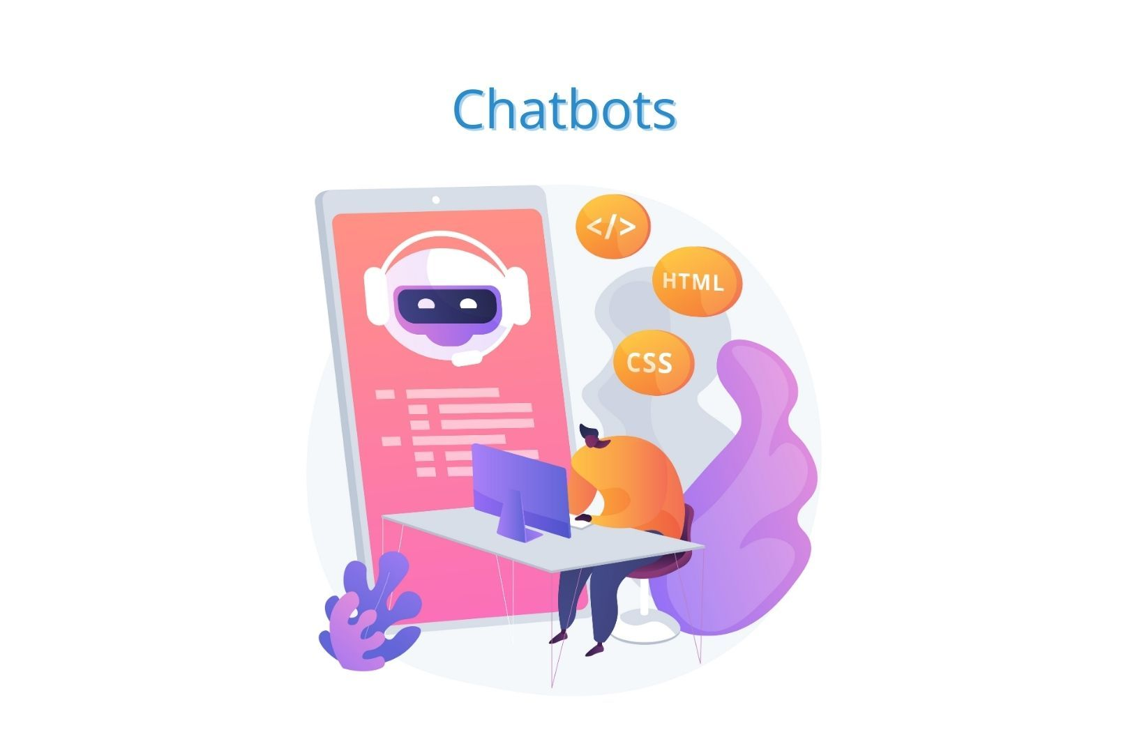 Popularity of chatbots