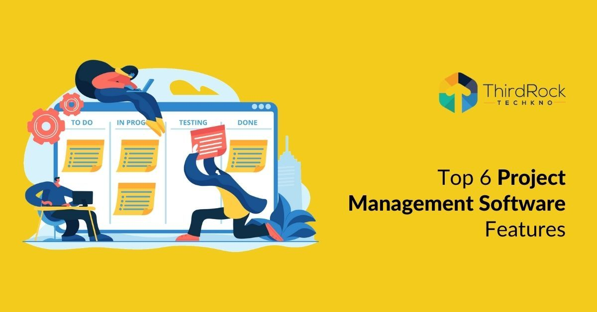 Project Management Software Features