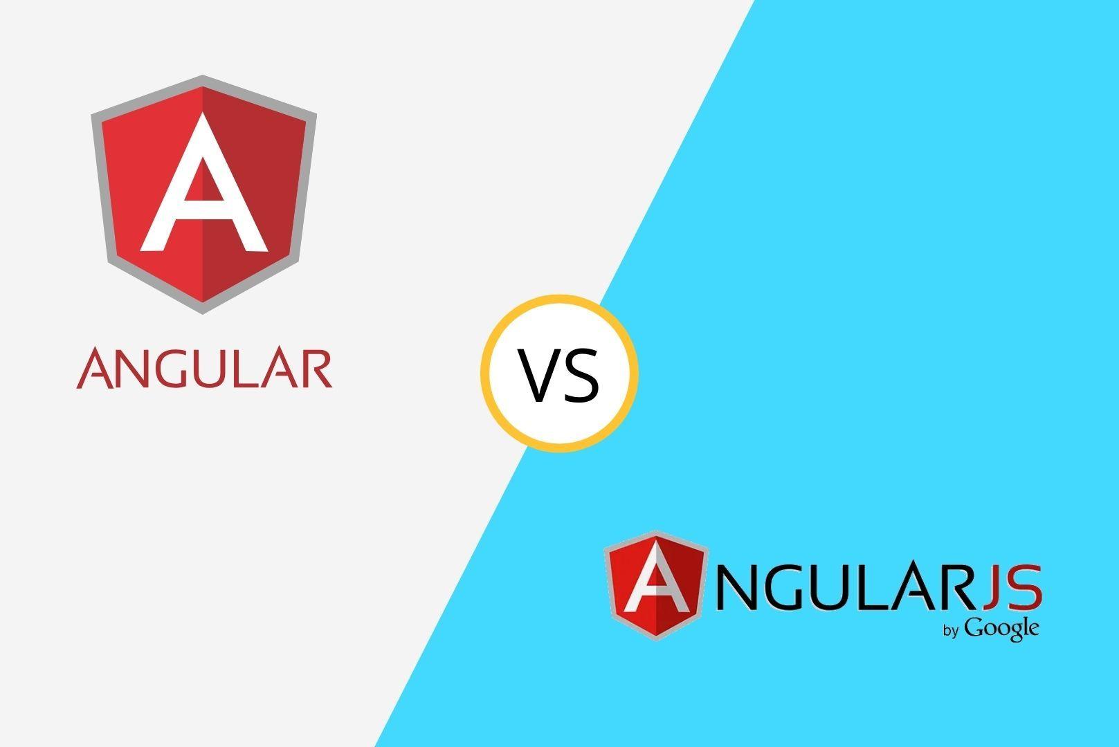 Angular vs AngularJS