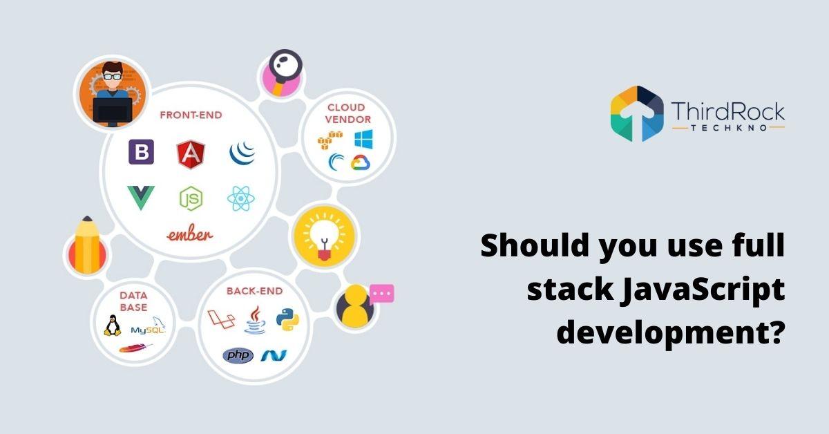 full-stack javascript development