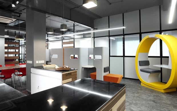 Awfis Space Solutions: The on-demand work space provider