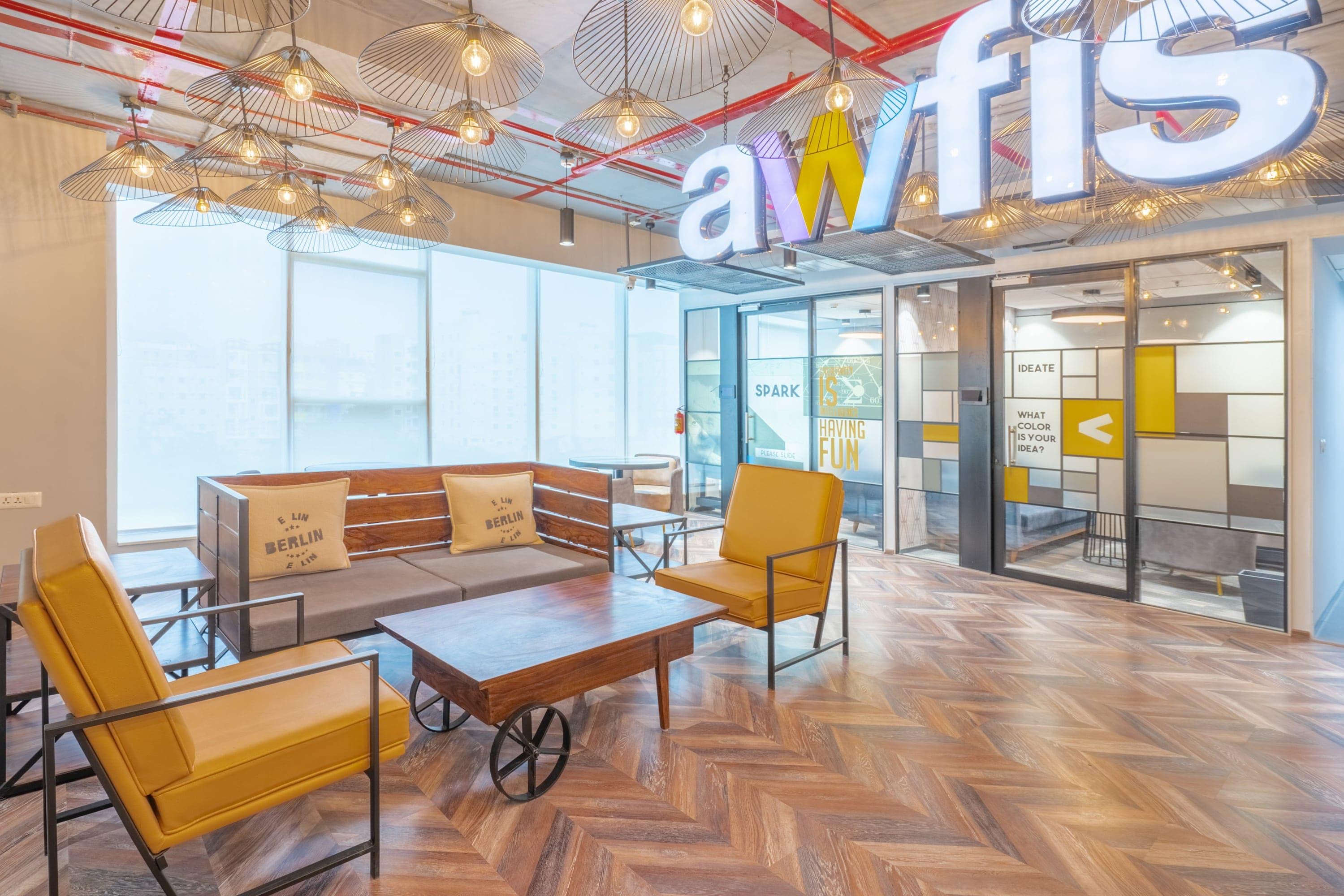 The 5 Pillars That Define a Modern-day Workspace