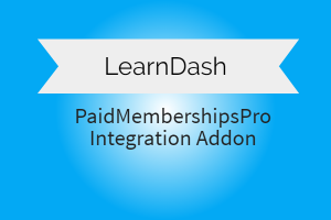 PaidMembershipsPro Integration Addon