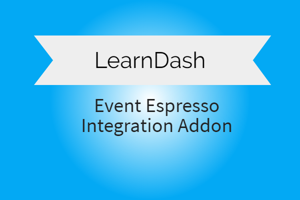 Event Espresso Integration Addon