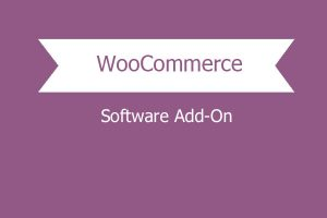 Woocommerce Software Add On