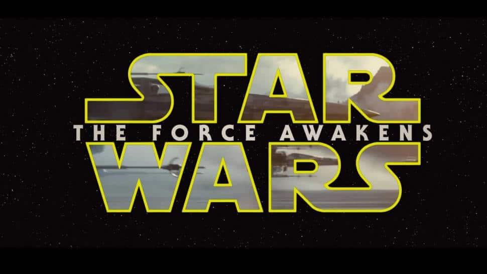 Star Wars movie,